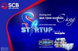 Doanh nghiệp tiết kiệm chi phí tối đa với gói tài khoản S-StartUp của SCB